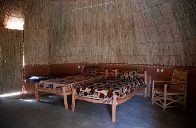 Photo 8 du Les chambres de l'Ecolodge de Simal